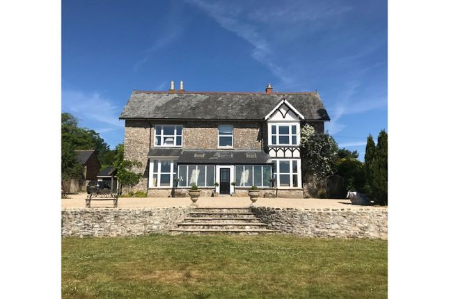 Thumbnail Detached house for sale in Clayhidon, Cullompton