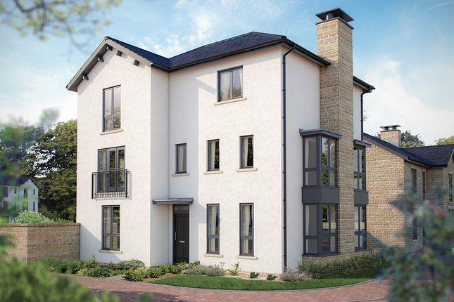 "Thumbnail Detached house for sale in ""The Kineton"" at New Barn Lane, Prestbury, Cheltenham"