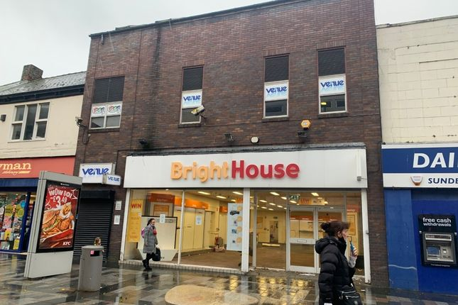 Thumbnail Retail premises to let in 255 High Street West, Sunderland