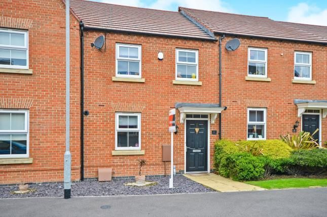 Thumbnail Terraced house for sale in Amber Grove, Sutton-In-Ashfield, Nottinghamshire, Notts
