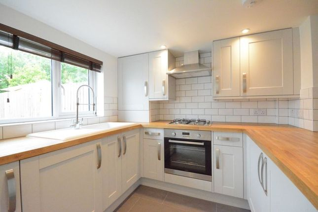 Thumbnail Terraced house to rent in Binfield Road, Bracknell