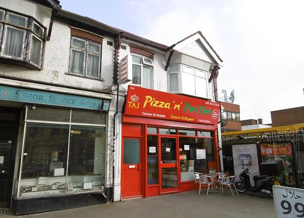 Thumbnail Commercial property to let in Greenford Road, Greenford