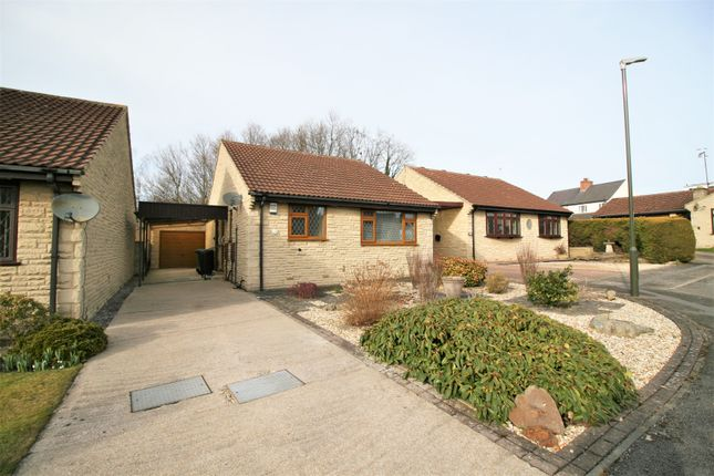 Thumbnail Detached bungalow for sale in Barbon Close, Chesterfield