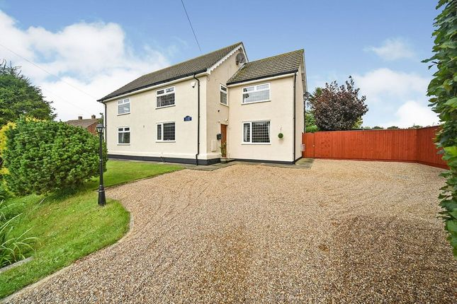 Thumbnail Detached house for sale in Main Road, Aylesby, Grimsby