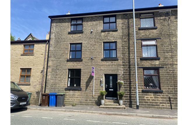 Thumbnail Terraced house for sale in Whalley Road, Bury