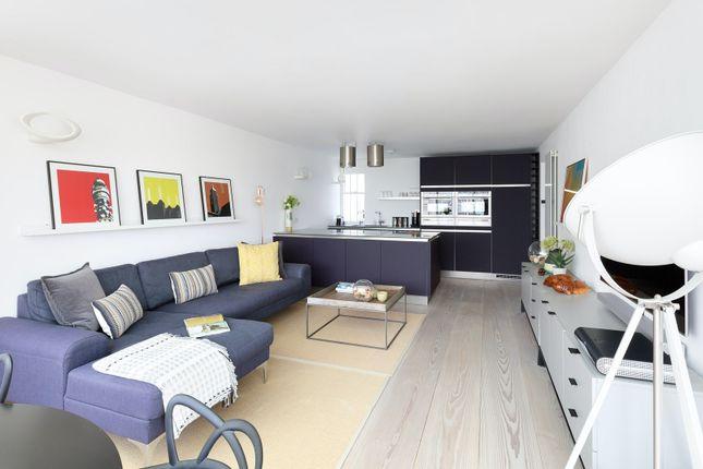 Thumbnail Flat to rent in Brunswick Centre, London