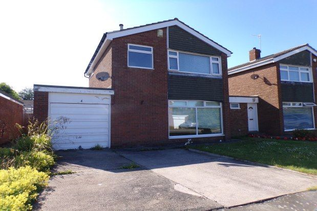 Thumbnail Property to rent in Hesket Court, Newcastle Upon Tyne