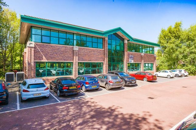 Office to let in First Floor, Cygnet House, Centre Park, Cygnet Court, Warrington
