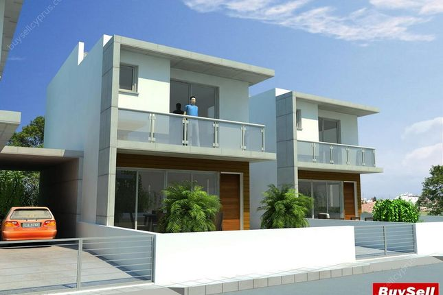 Thumbnail Link-detached house for sale in Deryneia, Famagusta, Cyprus