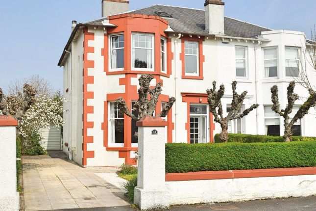 Thumbnail Semi-detached house for sale in Letham Drive, Newlands