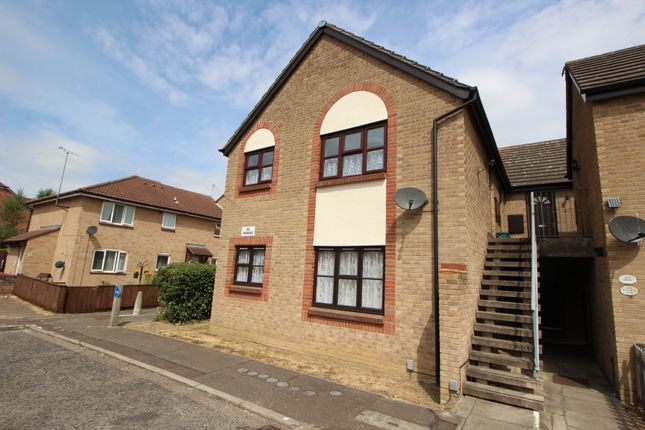Thumbnail Studio to rent in Yale Mews, Colchester