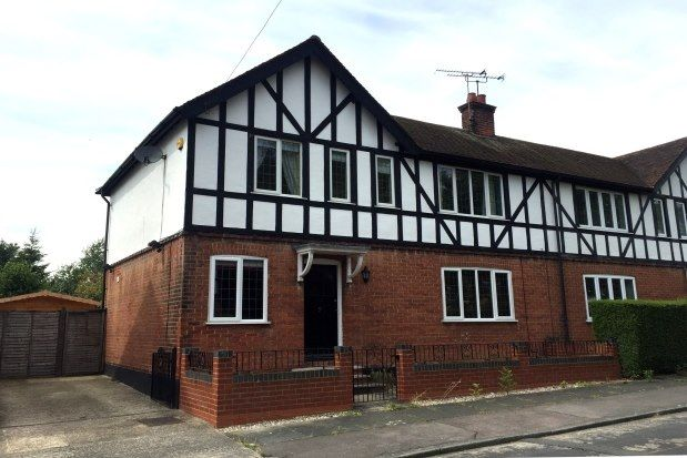 Thumbnail Semi-detached house to rent in Tudor Avenue, Chelmsford