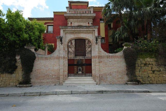 5 bed villa for sale in Central, Marbella, Spain