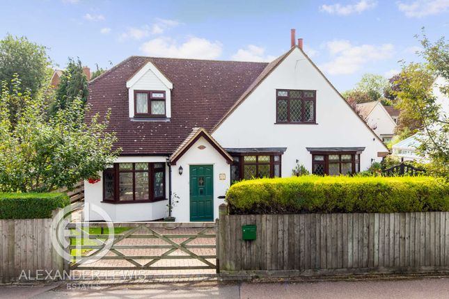 Thumbnail Detached house for sale in Icknield Way, Letchworth Garden City