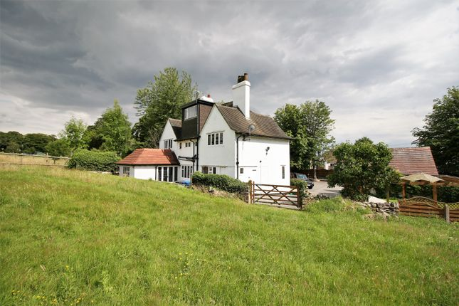Thumbnail Detached house for sale in High Street, Old Whittington, Chesterfield
