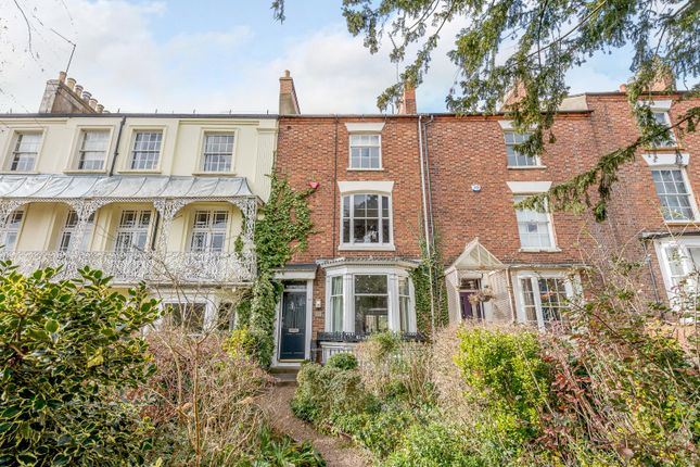 Thumbnail Terraced house for sale in Wellington Place, Barrack Road, Northampton