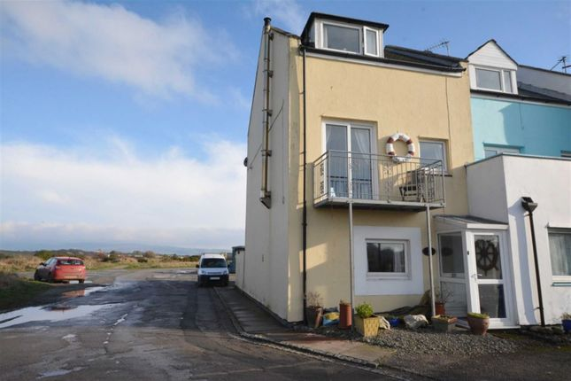 Thumbnail Terraced house for sale in The Front, Haverigg, Cumbria