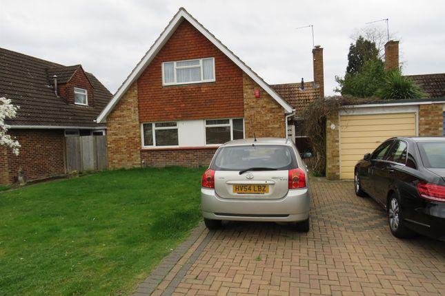 Thumbnail Detached house for sale in Halkingcroft, Langley, Slough