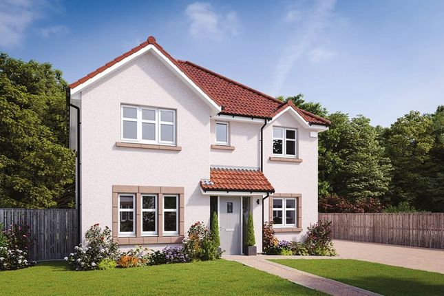 "Thumbnail Detached house for sale in ""The Blair"" at Flures Crescent, Erskine"