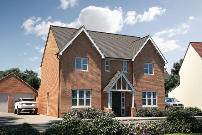 """Thumbnail Detached house for sale in """"The Thornsett"""" at Muggleton Road, Amesbury, Salisbury"""
