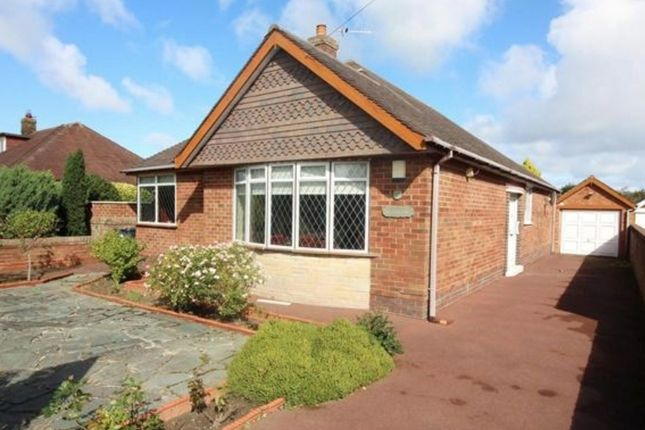 Thumbnail Detached bungalow for sale in Margate Road, Lytham St Annes, Avon