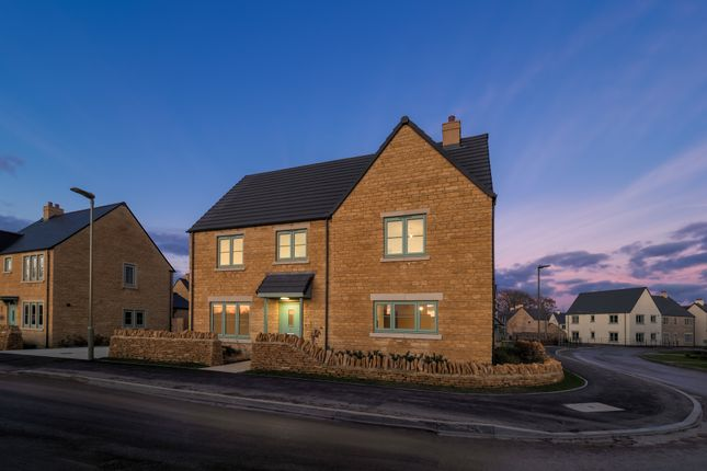 Thumbnail Detached house for sale in Off High Street, Milton Under, Wychwood