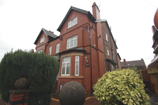 Thumbnail Flat for sale in Arnold Road, Whalley Range, Manchester