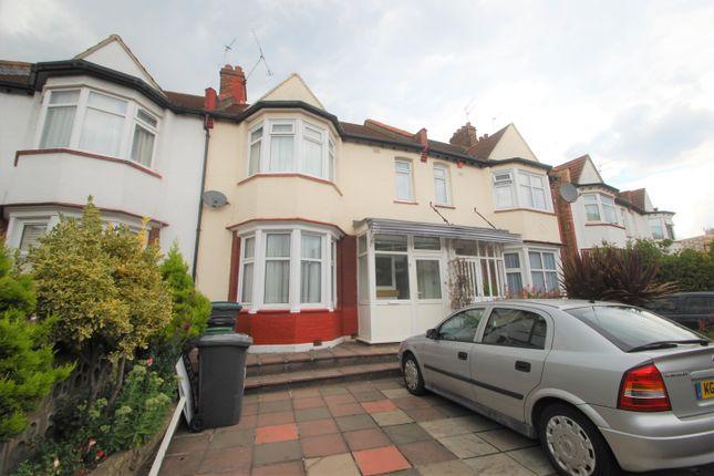 Thumbnail Terraced house to rent in Pellatt Grove, Wood Green, London