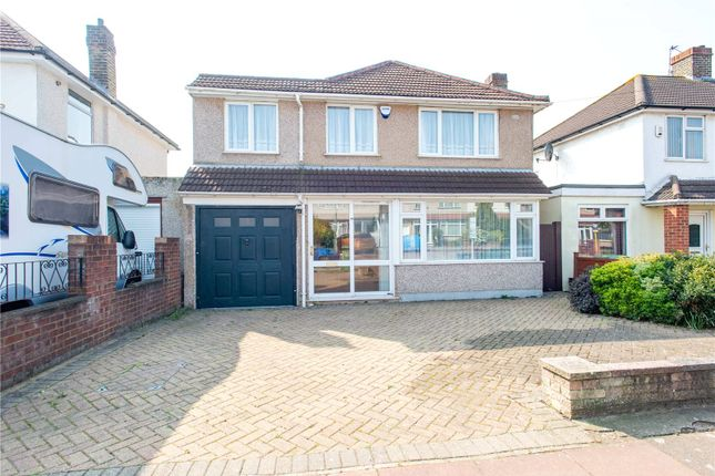 Thumbnail Detached house for sale in Raeburn Road, Sidcup, Kent
