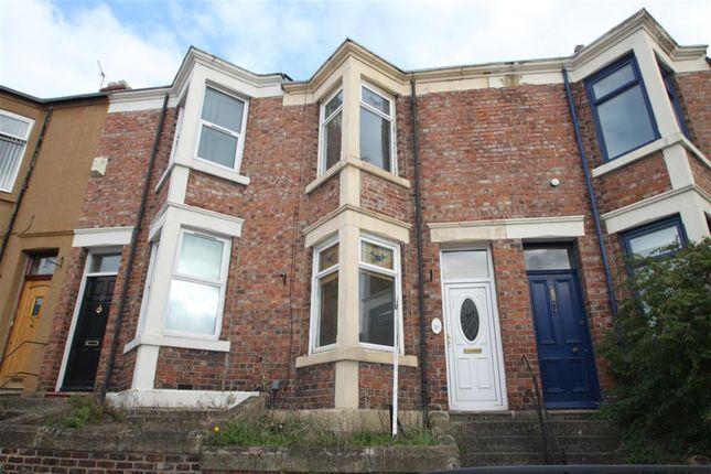 Thumbnail Terraced house to rent in Fern Dene Road, Gateshead