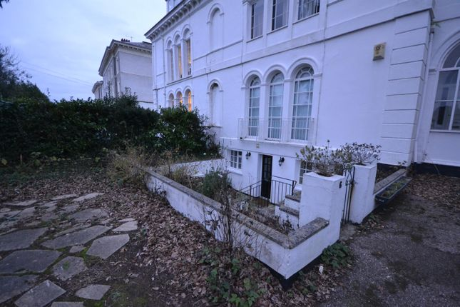 Thumbnail Flat to rent in Victoria Park Rd, Exeter, Devon