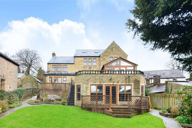 Thumbnail Detached house for sale in Jaggers Lane, Hathersage Hope Valley, Derbyshire