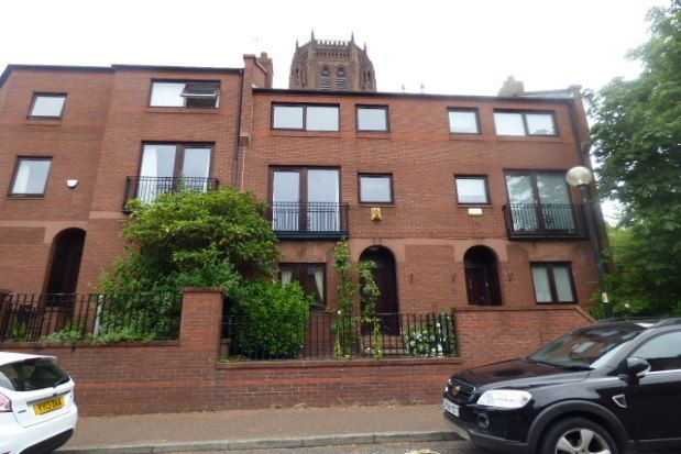 Thumbnail Town house to rent in Cathedral Close, Liverpool