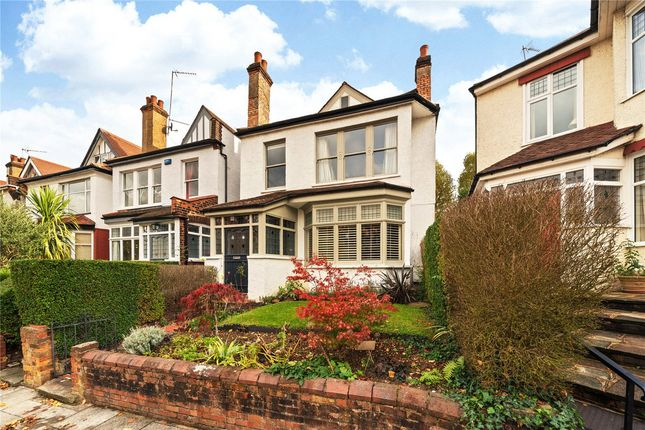 Thumbnail Link-detached house for sale in Vallance Road, London