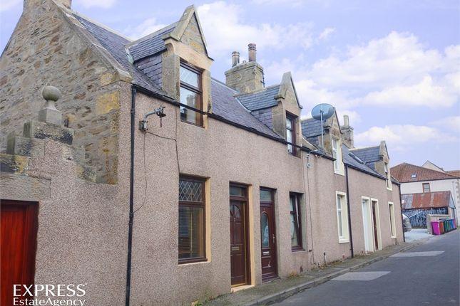 Thumbnail Terraced house for sale in Garden Lane, Buckie, Moray