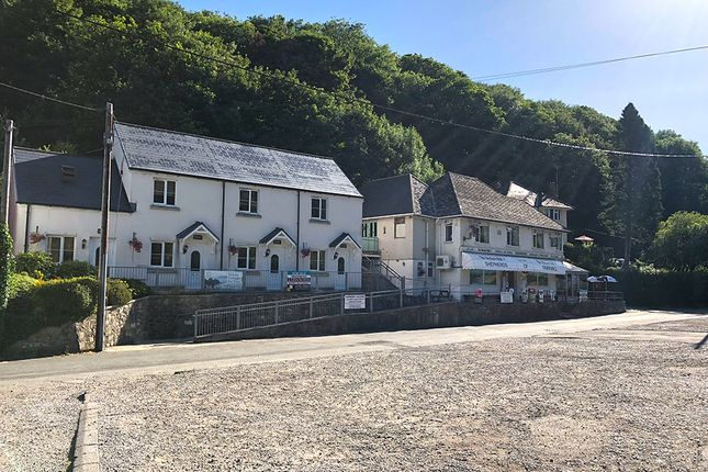 Thumbnail Leisure/hospitality for sale in Parkmill, Gower, Swansea