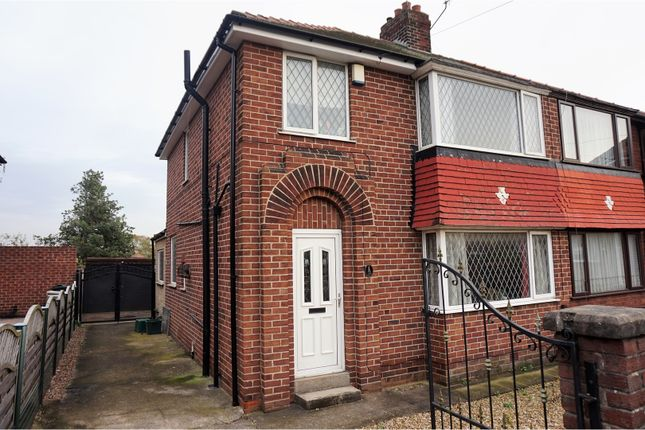 Thumbnail Semi-detached house for sale in Scawthorpe Avenue, Doncaster