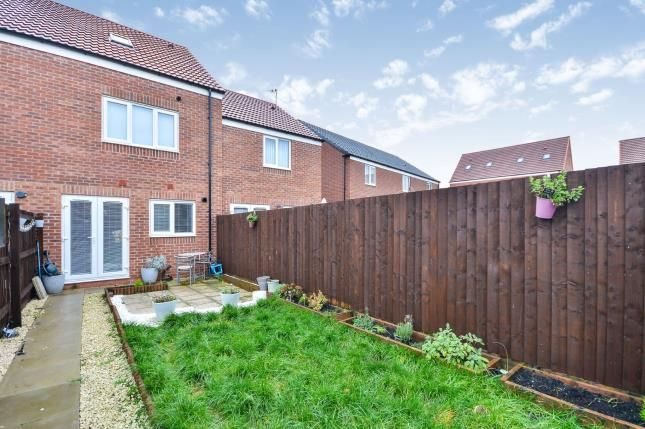 Outside of Skylark Way, Clipstone Village, Mansfield, Nottinghamshire NG21