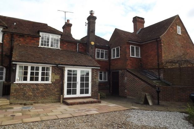 Thumbnail Property to rent in Wadhurst Road, Mark Cross, Crowborough