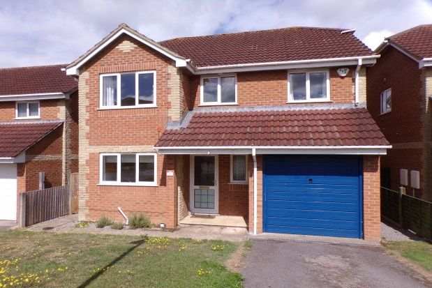 Thumbnail Detached house to rent in Rye Gardens, Yeovil