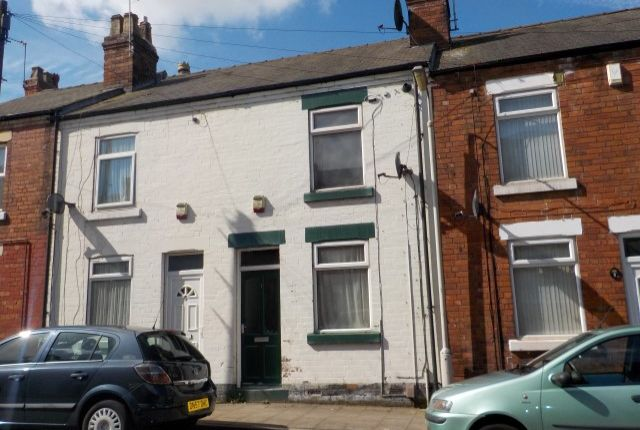Thumbnail Terraced house to rent in Booth Street, Mansfield Woodhouse