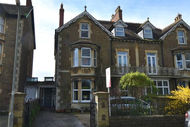 Thumbnail Semi-detached house for sale in Somerset Road, Frome, Somerset