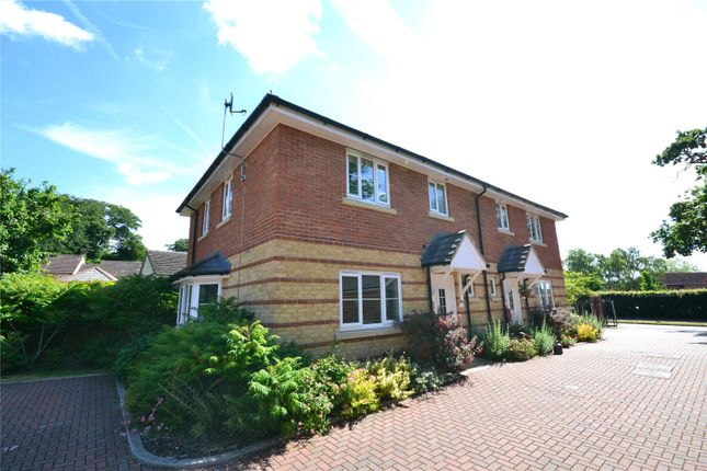 Thumbnail Semi-detached house to rent in Netherby Gardens, Bracknell, Berkshire
