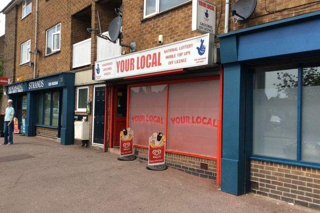 Thumbnail Retail premises for sale in Broomhill Road, Hucknall, Nottingham