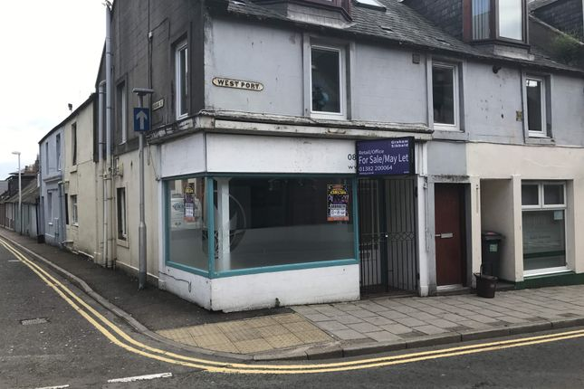 Thumbnail Retail premises to let in 37 West Port, Arbroath
