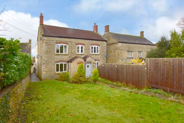 Thumbnail Semi-detached house to rent in St. Giles Barton, Hillesley, Wotton-Under-Edge