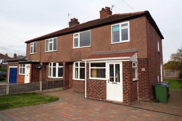 Thumbnail Property to rent in Russell Avenue, High Lane