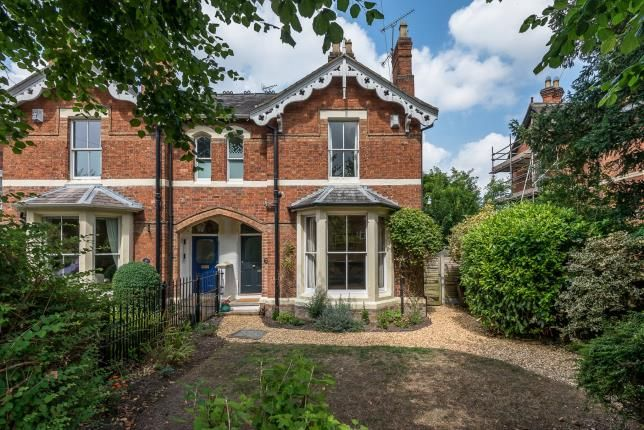 Thumbnail Semi-detached house for sale in Crescent Road, Rowley Park, Stafford, Staffordshire