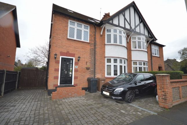 Thumbnail Detached house for sale in Cedar Avenue West, Chelmsford