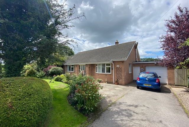 Thumbnail Detached bungalow for sale in Linstock, Carlisle, Cumbria